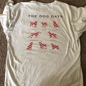 Dog days tee and more tees